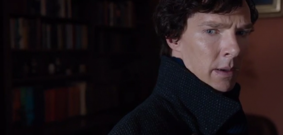 تریلر فصل ۴ شرلوک
