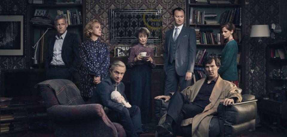 زیرنویس فارسی اپیزود اول فصل چهارم شرلوک The Six Thatchers