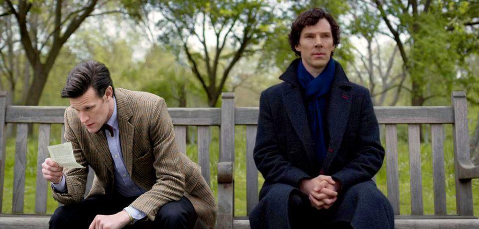 دکتر هو و شرلوک: ۶ کراس اور عجیب
