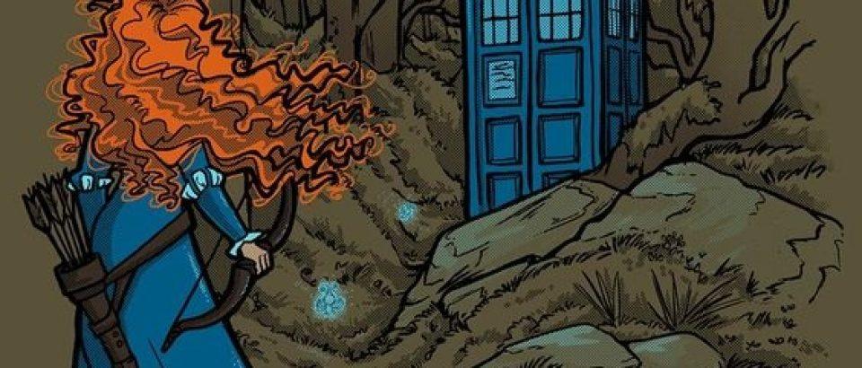 ۶ شخصیت مونث قوی در دکتر هو