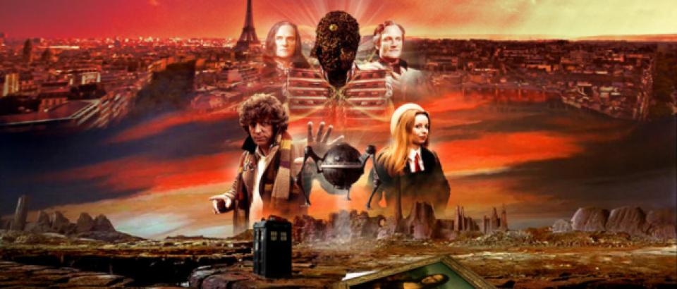 نقد و بررسی داستان «City of Death»